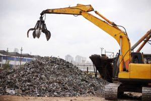 Как перерабатывают металлолом